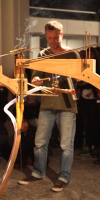 performance Ronald van der Meijs