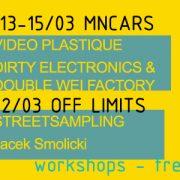 IN-SONORA VIII workshops, open call