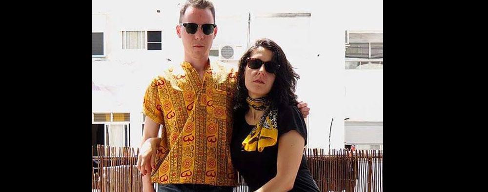 Barbara Traver y Juan Marcos Giménez